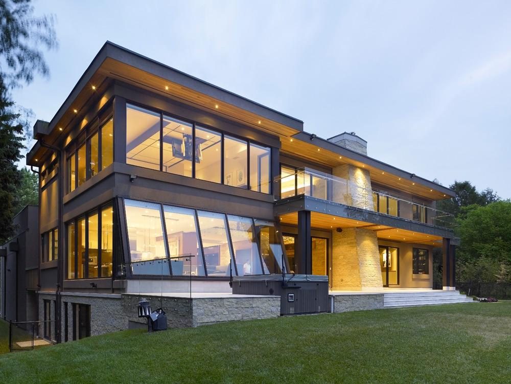 Riverside green i toronto 39 s rl arhcitects for Toronto house plans